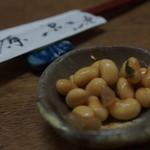 独酌 三四郎 - 酢まめ