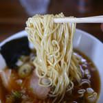 麺屋 一八 - しょうゆ新味(武豊たまりらぁ麺)780円