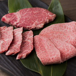 ホルモン焼肉 びっくりや - 料理写真:飛騨牛等のブランド牛も産地直送