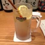 大かまど飯 寅福 - 熊本赤酒ハイボール