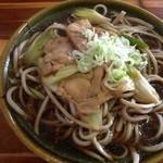 小野田そば屋 - 料理写真: