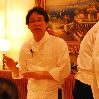 <片岡護の料理教室>8月28日(火)15:30開催