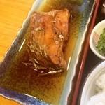 かし原 - 魚の煮付け