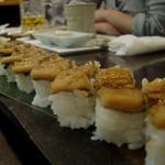 旬魚季菜 凪 - あなごの押し寿司