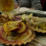 旬魚季菜 凪 - ひおうぎ貝バター焼