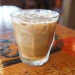 中華飯店てんじく - 最後はアイスコーヒーで仕上げました