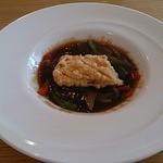 蘇州 - 料理写真:天然魚の揚げ物甘酢ソース