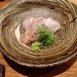 吉い - 2013.09 明石の鯛(^ω^)