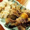 梟 - 料理写真:串焼きは120円~
