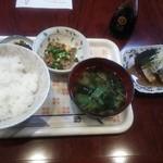 ルアーブル - 鯖味噌定食(650円)