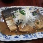 ルアーブル - 鯖味噌