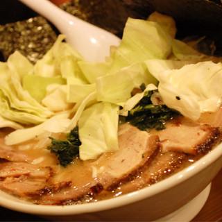 松福 - 料理写真:全部のせラーメン