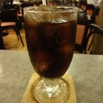 蘭 - アイスコーヒー