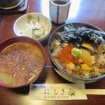 21592012 - ・「磯納豆丼(\2100)」