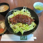 今半味どころ - ・「ステーキ丼(\1260)」