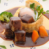 Uenoseiyouken - 料理写真:3153店特製ビーフシチュー