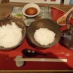 21598061 - 鯛茶漬けランチ 980円