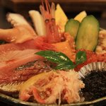 寿司の海女屋 - あま盛り