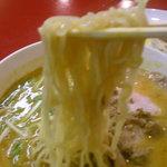 担々亭 - '09・08・23 坦々亭 坦々麺アップ