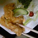 中華料理 哲ちゃん - 料理写真:ブタ天