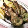 シタール - 料理写真:タンドリーラムチョップ