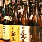 鉄正 - ドリンクメニューも各種豊富な取り揃え!こだわりの地酒もご用意しております!