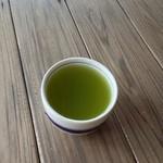 川口茶舗 - 料理写真:知覧茶