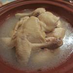 鳥良 - コラーゲン丸鶏鍋