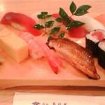 築地寿司岩 - 梅