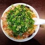 21608566 - こってりラーメンのチャーシュー麺