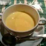 トラットリア イル・カナーレ - スープ