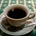 トラットリア イル・カナーレ - コーヒー