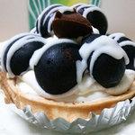 ケーキ工房 パティスリー - 長野パープルのチーズタルト