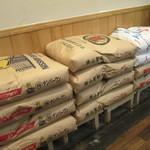 オハナ堂 - 色々な小麦粉をブレンド