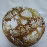 Bureddaruwan - メロンパン(150円)