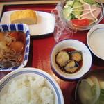 かっぽうぎ - マイチョイス②四品定食