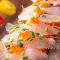 ビストロ グラッソ - 鮮魚のカルパッチョ