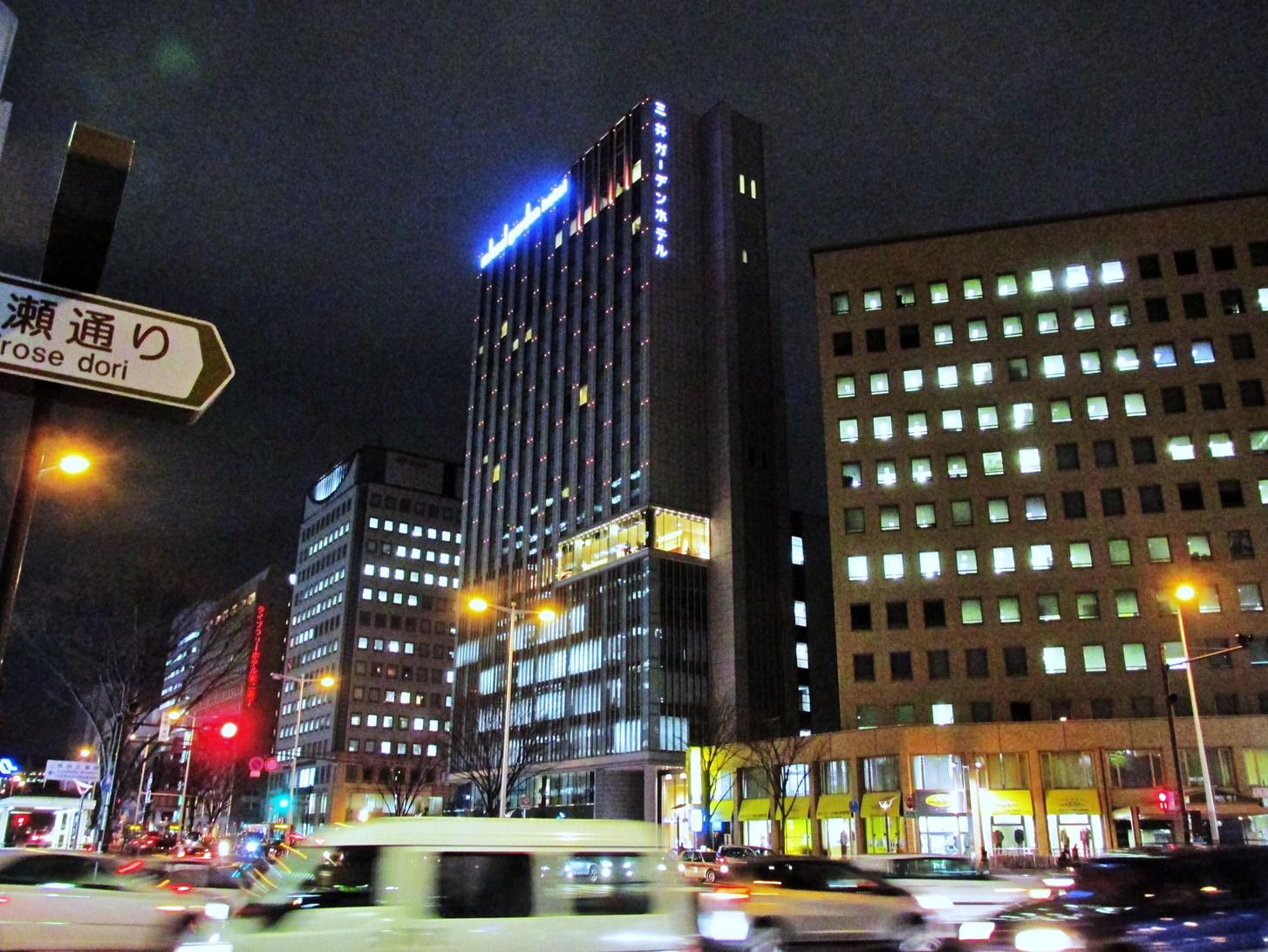 三井ガーデンホテル 仙台