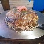 21613090 - 肉玉そば(麺W)700円