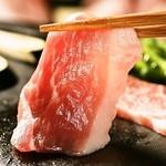 ■■追加肉島豚あぐー 単品 ■■