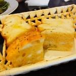 オステリアサンテ - 2013年9月 パン