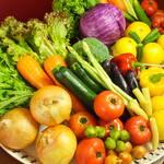 バルバッコス - 旬の野菜をふんだんに使った料理♪