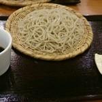 手打ち蕎麦 にし田 - 二八蕎麦