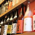 揚鶏屋 伊予 - 通好みの焼酎を各種取り揃えております!