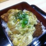 ふなき - カツ丼