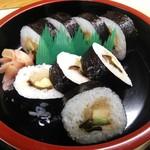 ふなき - 巻き寿司