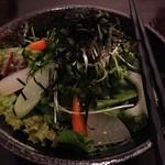 金森 - 和風サラダ