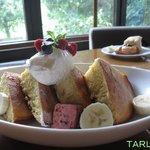 タールム - モーニングパンケーキ