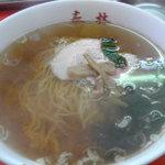 中華料理 泰林 - 料理写真:ラーメン