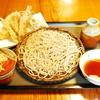 旬味そば 名倉 - 料理写真:天つきせいろ